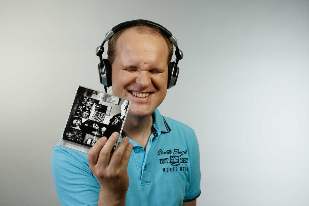 DJ Christian Ohrens Hamburg mit CD